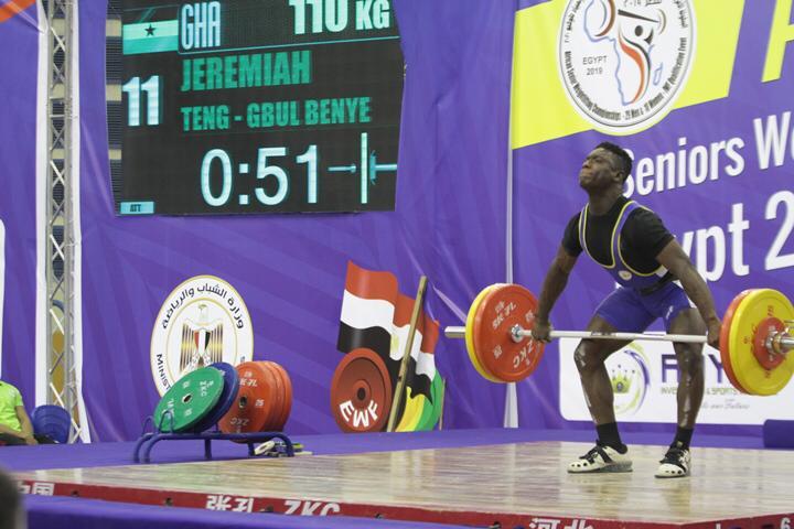 وزير الرياضة يتوج محمد إيهاب (14)