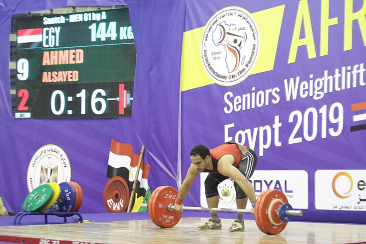 وزير الرياضة يتوج محمد إيهاب (10)
