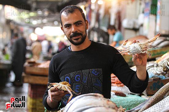 سوق السمك  (8)