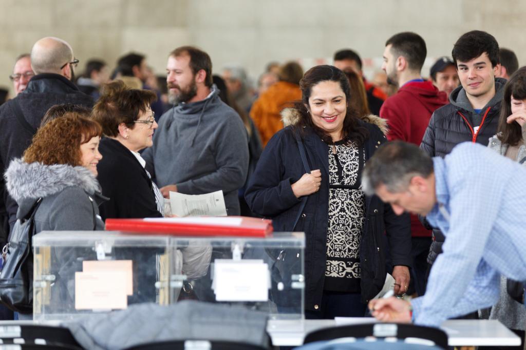 الانتخابات الاسبانية