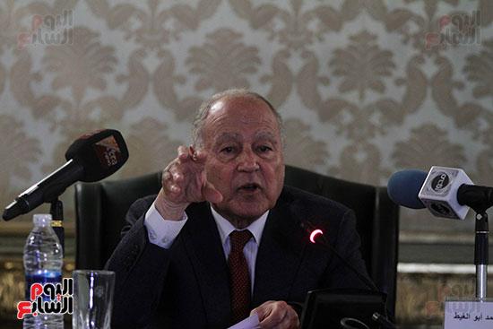 ندوة احمد ابو الغيط  (4)