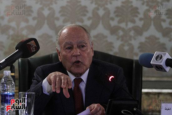 ندوة احمد ابو الغيط  (3)