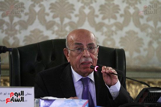 ندوة احمد ابو الغيط  (12)