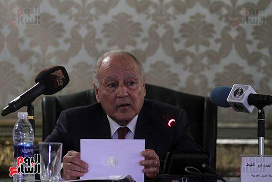 ندوة احمد ابو الغيط  (5)