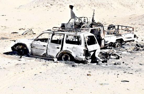 القوات-المسلحة-تقضى-على-ارهابيين-بواحه-سيوة