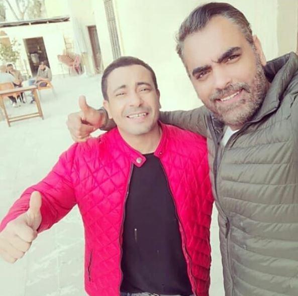 محمد نجاتى واحمد كرارة