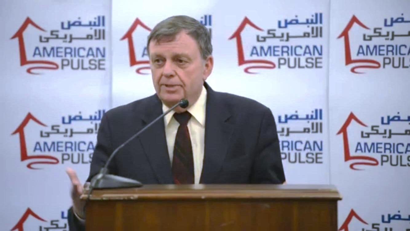 ندوة فى الكونجرس عن العلاقات المصرية الأمريكية (2)