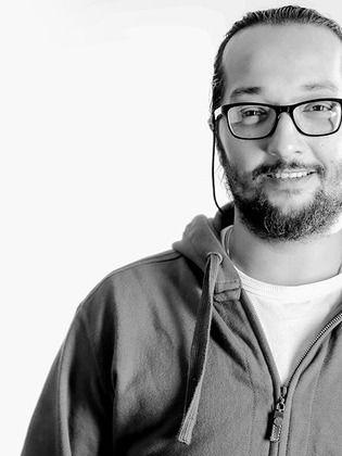 المخرج حسين المنباوى
