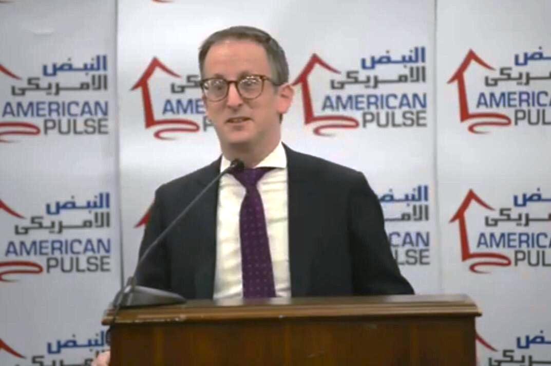 ندوة فى الكونجرس عن العلاقات المصرية الأمريكية (5)