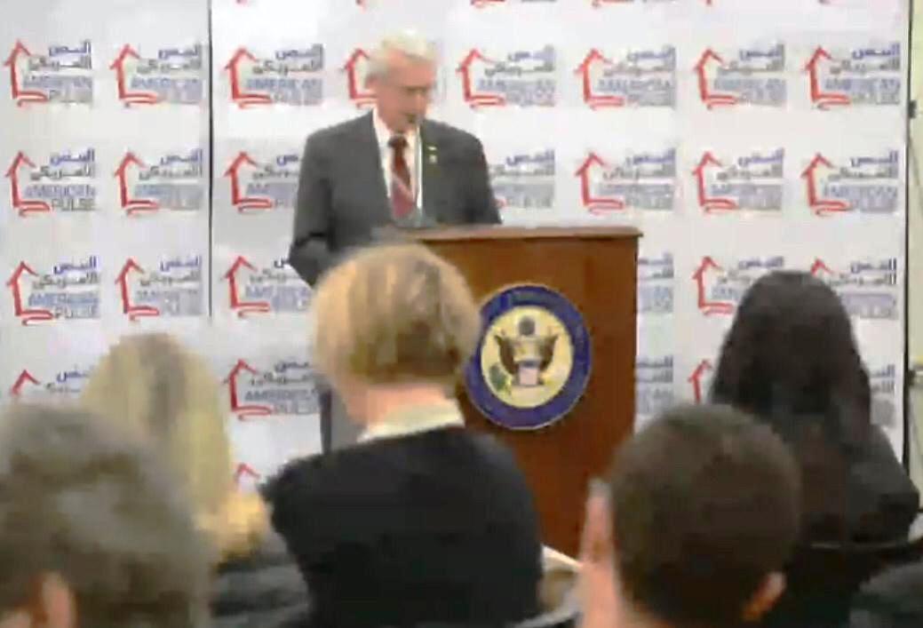 ندوة فى الكونجرس عن العلاقات المصرية الأمريكية (3)