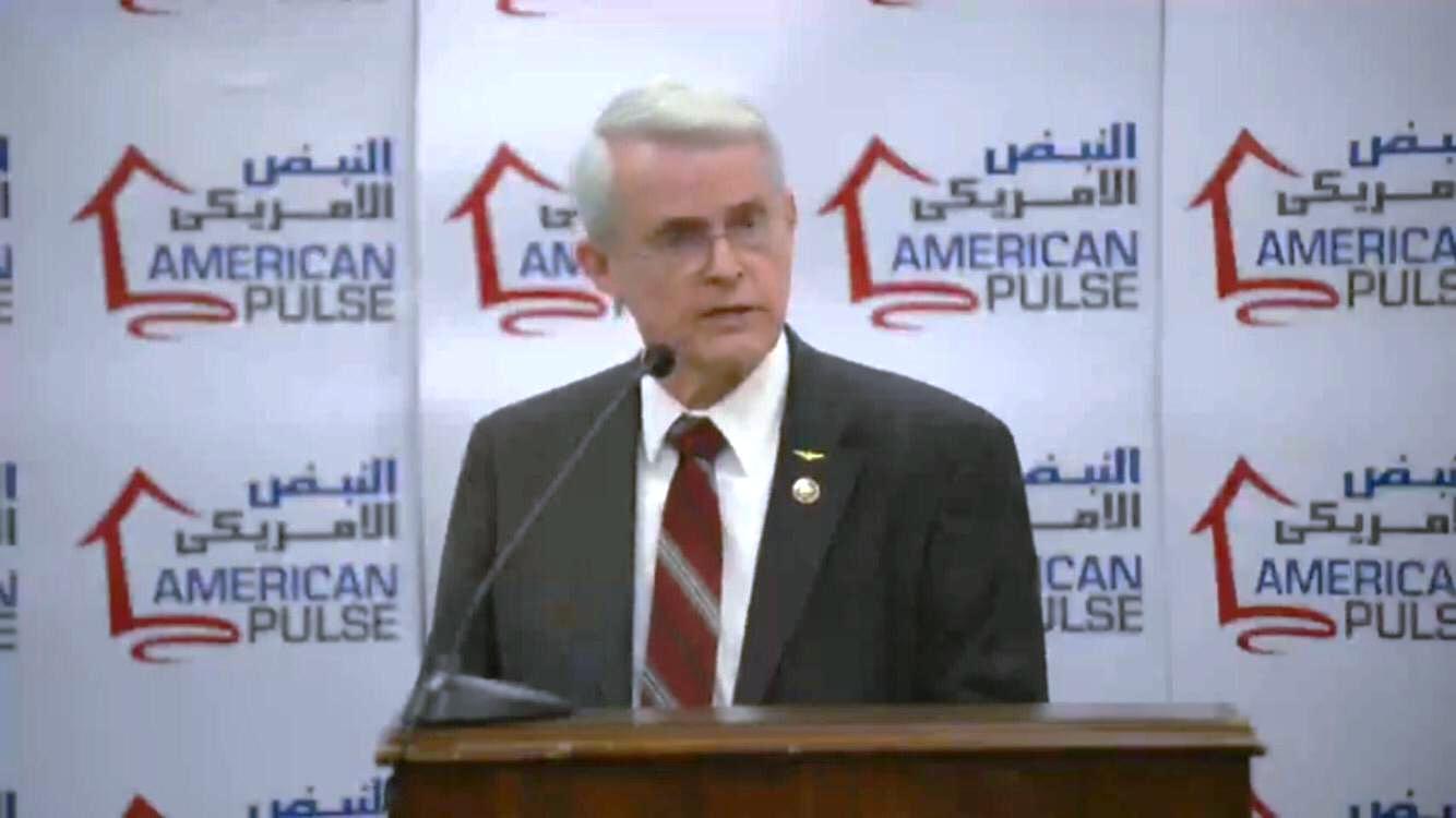 ندوة فى الكونجرس عن العلاقات المصرية الأمريكية (10)