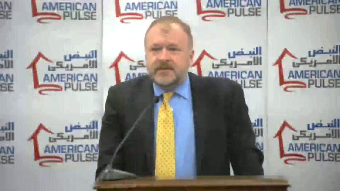ندوة فى الكونجرس عن العلاقات المصرية الأمريكية (9)