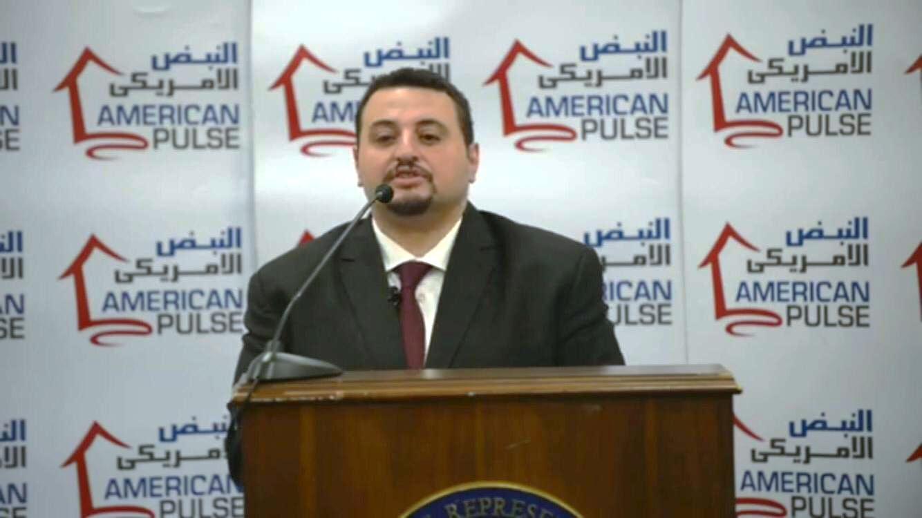 ندوة فى الكونجرس عن العلاقات المصرية الأمريكية (8)