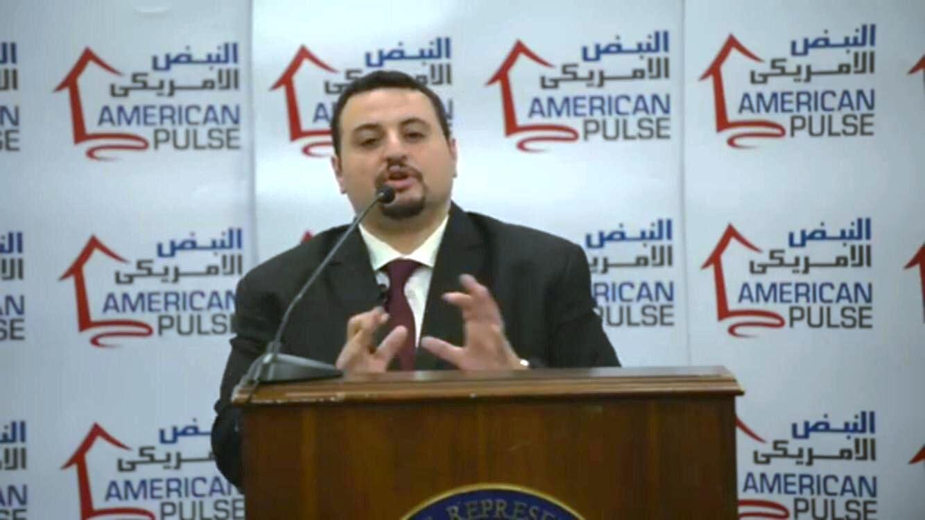 ندوة فى الكونجرس عن العلاقات المصرية الأمريكية (7)