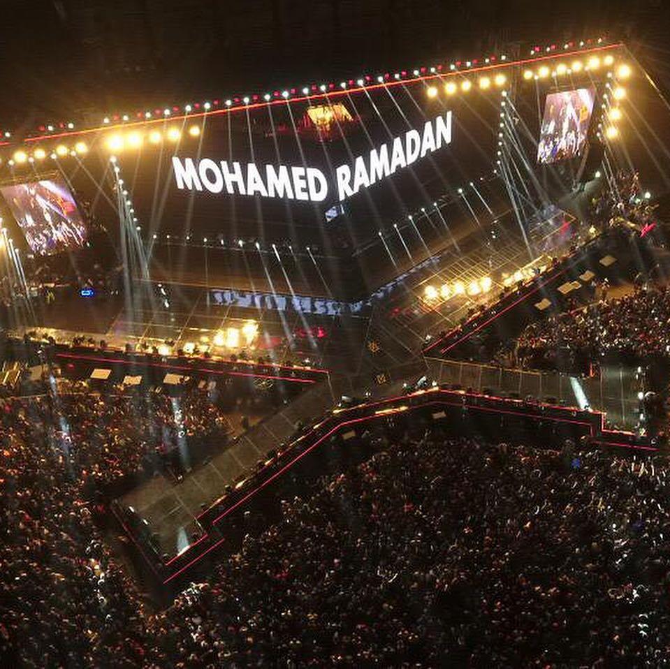 حفل محمد رمضان (2)