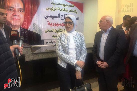 زيارة-وزيرة-الصحة-لبورسعيد-(38)