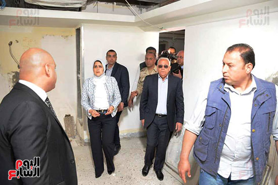 زيارة-وزيرة-الصحة-لبورسعيد-(16)