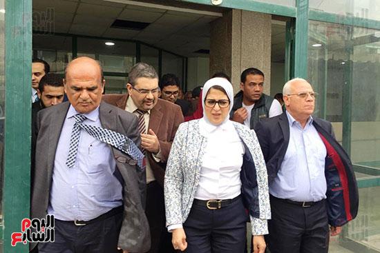زيارة-وزيرة-الصحة-لبورسعيد-(21)
