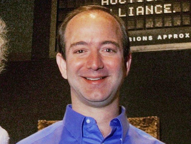 مؤسس شركة أمازون ورئيسها التنفيذي جيف بيزوس