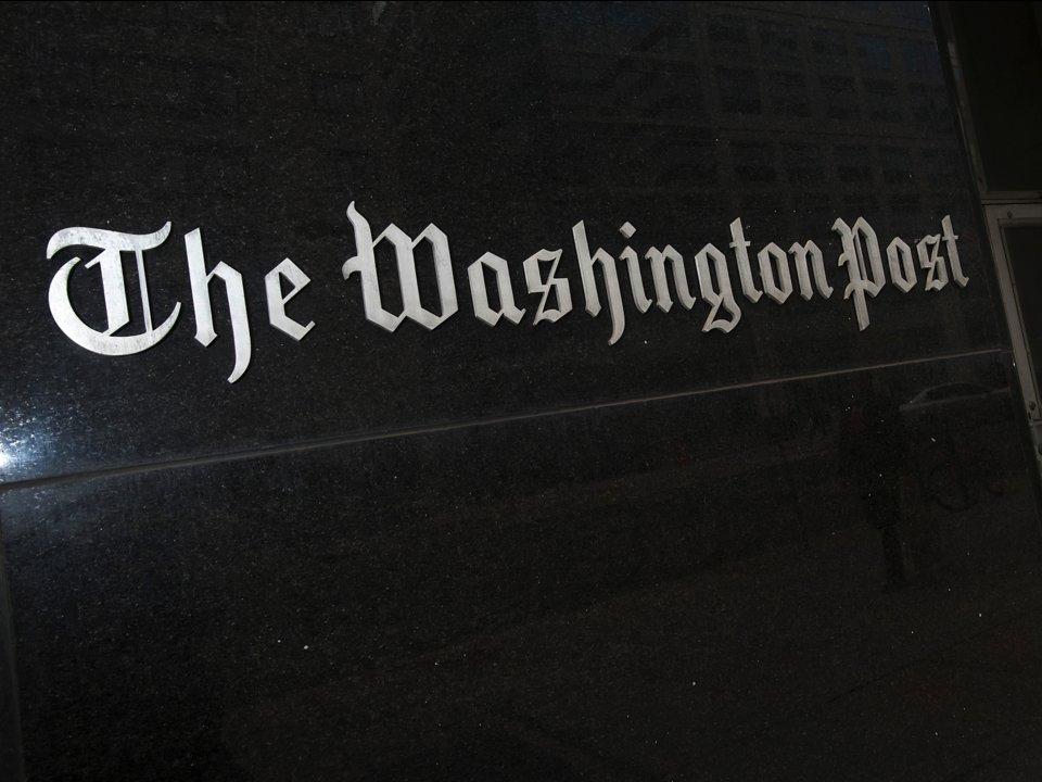 استحوذ جيف بيزوس على واشنطن بوست عام 2013