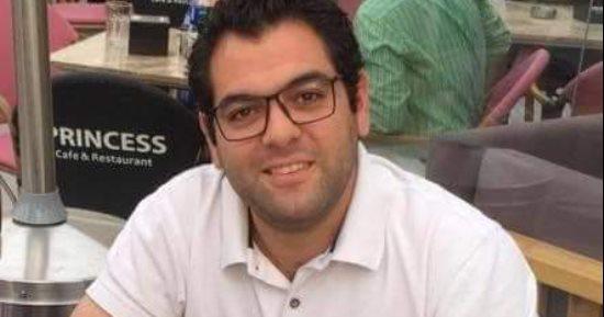 الرائد ماجد عبد الرازق معاون مباحث النزهة