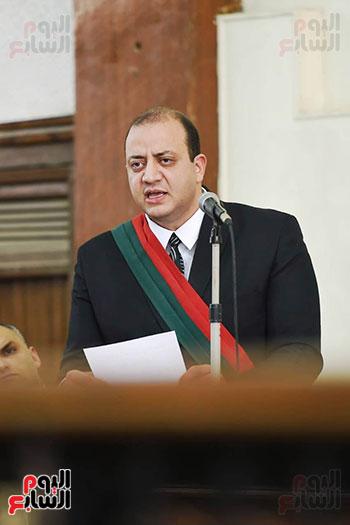 محكمة جنايات القاهرة ، قضية اقتحام الحدود (8)
