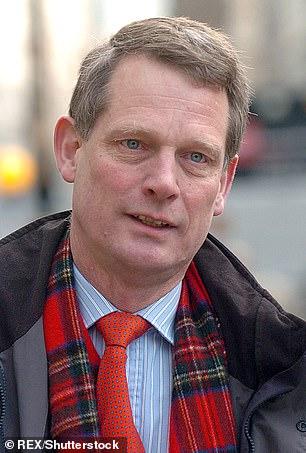 الدكتور ريتشارد شبرد طبيب شرعى بريطانى