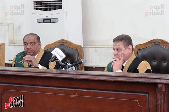محكمة جنايات القاهرة ، قضية اقتحام الحدود (4)