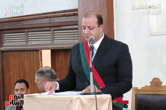 محكمة جنايات القاهرة ، قضية اقتحام الحدود (5)
