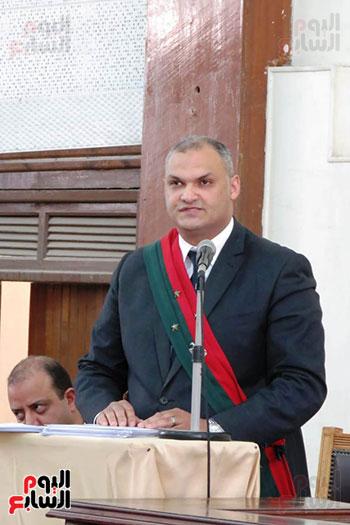 محكمة جنايات القاهرة ، قضية اقتحام الحدود (7)