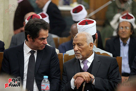 عزاء احمد كمال ابو المجد (64)