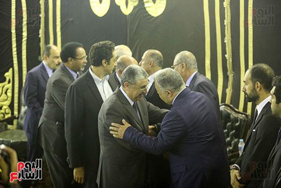 عزاء احمد كمال ابو المجد (2)