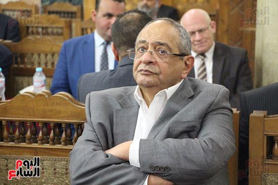 عزاء الدكتور أحمد كمال أبو المجد (13)
