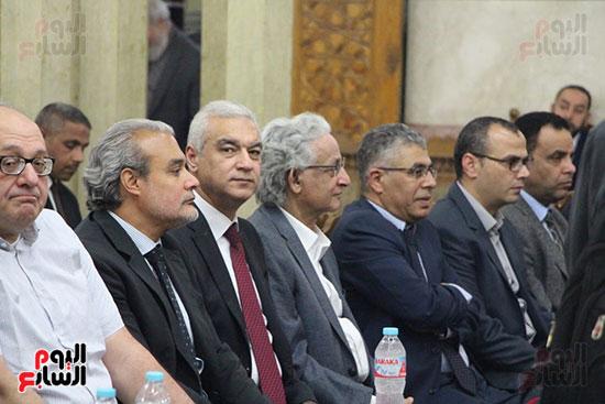 عزاء الدكتور أحمد كمال أبو المجد (9)