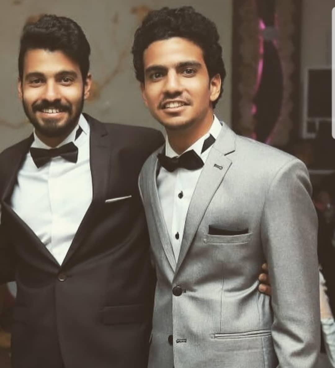 مازن ومهاب جمال عبد الناصر