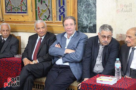 عزاء الدكتور أحمد كمال أبو المجد (15)