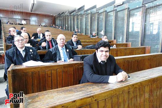 محكمة جنايات القاهرة ، قضية اقتحام الحدود (6)