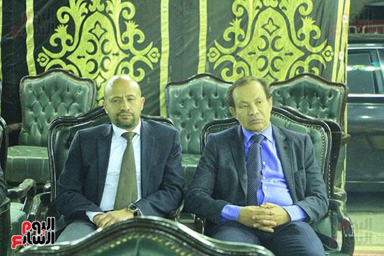 عزاء الدكتور أحمد كمال أبو المجد (7)