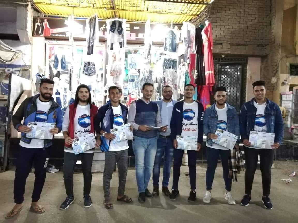 حملات التوعية بالأتوبيس مكشوف تجوب شوارع الشرقية (4)