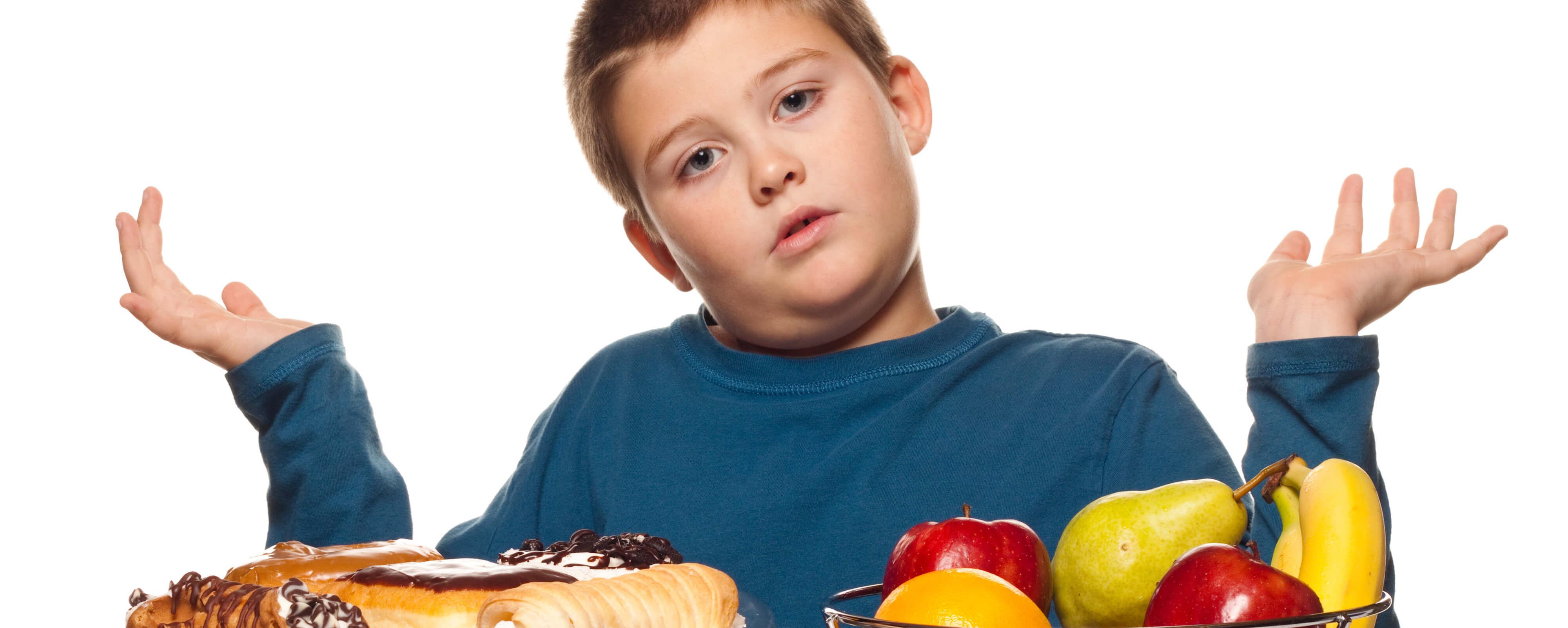 حافظي على صحة طفلك واحميه من السمنة بـ نصائح عملية