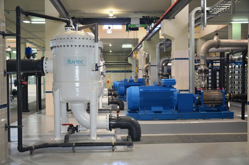 تحلية مياه البحر قضت على أزمات نقص مياه الشرب المتكررة بمطروح (2)