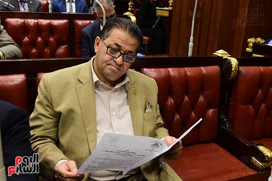 اجتماع لجنة الشئون الدستورية والتشريعية برئاسة الدكتور على عبد العال رئيس مجلس النواب (3)