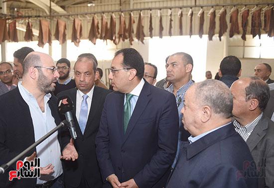 الدكتور مصطفى مدبولى رئيس الوزراء من مدينة الروبيكى (10)