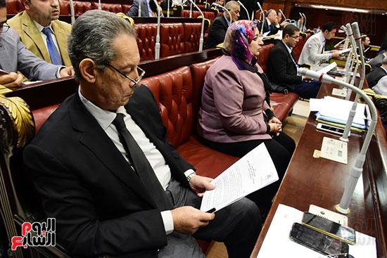 اجتماع لجنة الشئون الدستورية والتشريعية برئاسة الدكتور على عبد العال رئيس مجلس النواب (6)