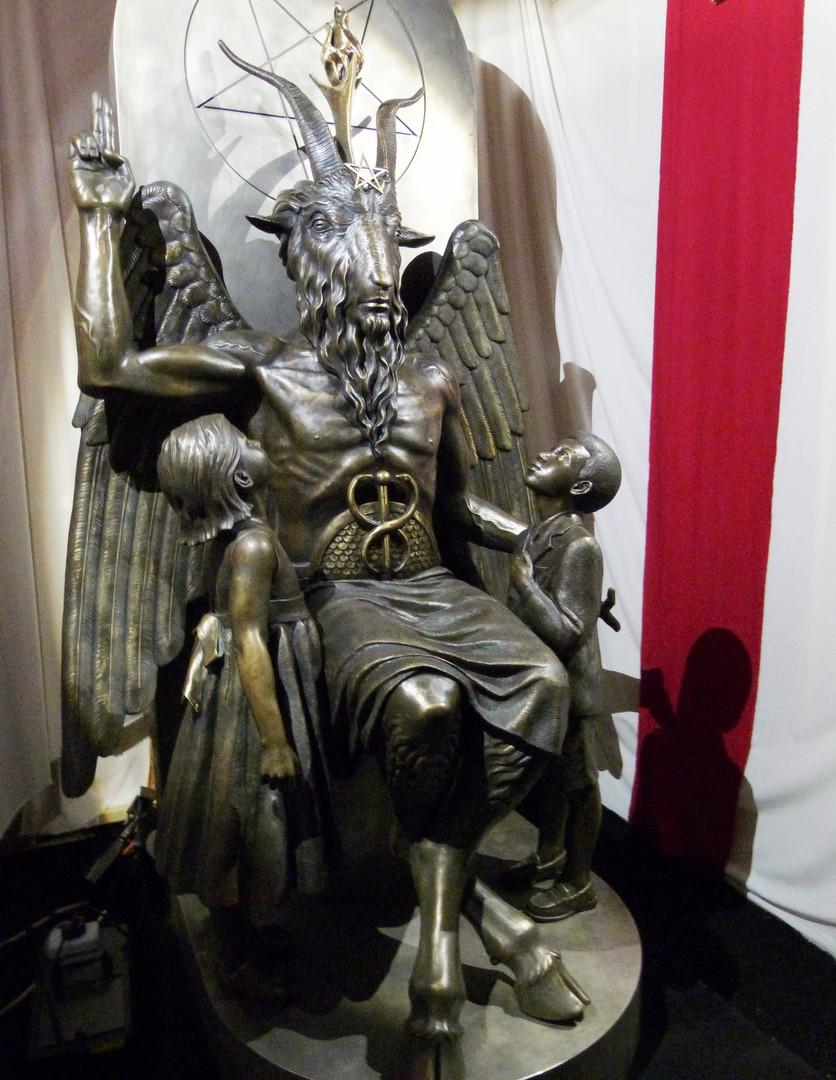 تمثال الشيطان