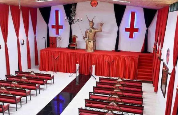 معبد الشيطان