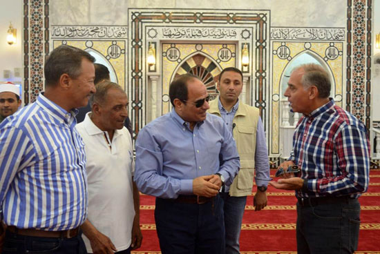 الرئيس عبد الفتاح السيسي (6)