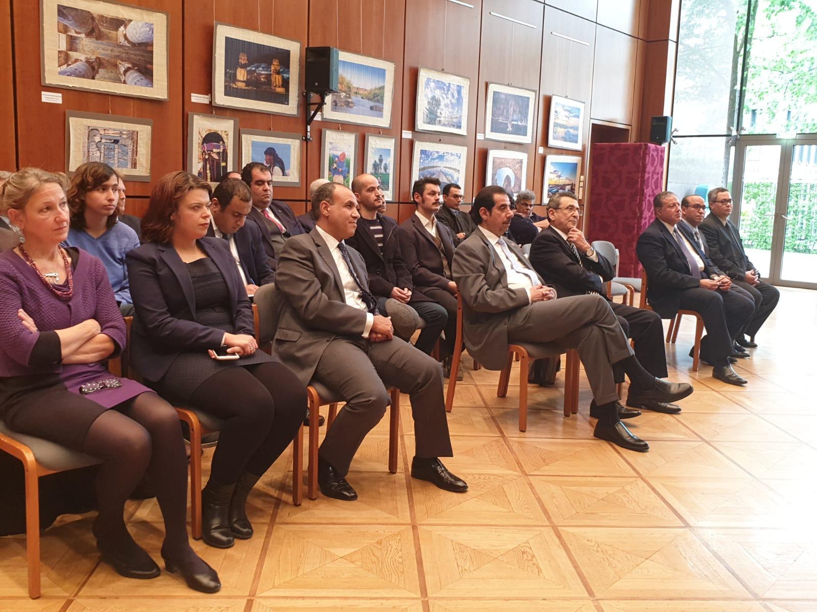 سفارة مصر فى ألمانيا (1)