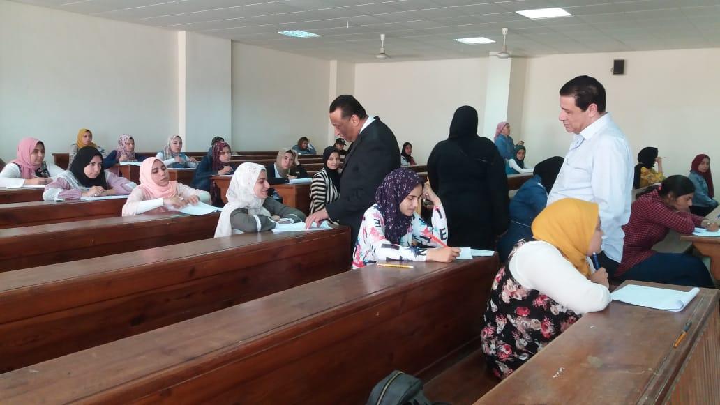 امتحانات جامعة طنطا