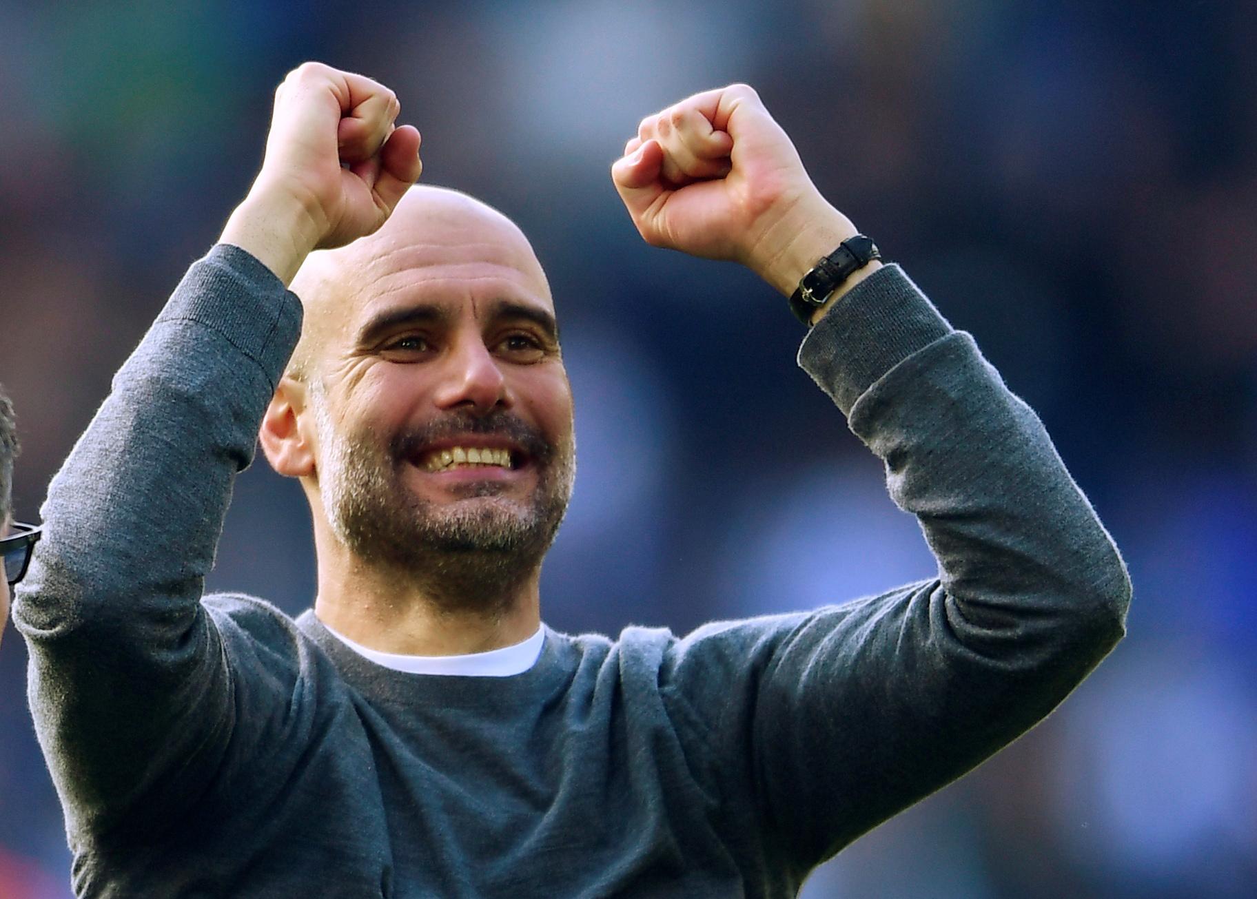 مانشستر سيتي بطل الدوري الإنجليزي (7)